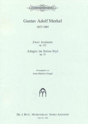 2 Andante Op. 122 ; Adagio Im Freien Styl Op. 35 - laflutedepan.com