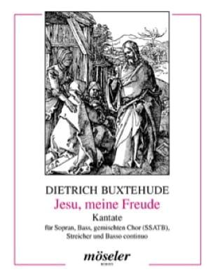 Dietrich Buxtehude - Jesu, Meine Freude. Driver - Partition - di-arezzo.com