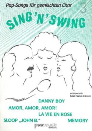 Sing 'n' Swing Volume 3 - Partition - Chœur - laflutedepan.com