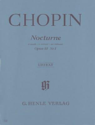 Nocturne en ut mineur Opus 48-1 - CHOPIN - laflutedepan.com
