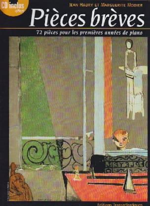 Pièces Brèves - Partition - Piano - laflutedepan.com