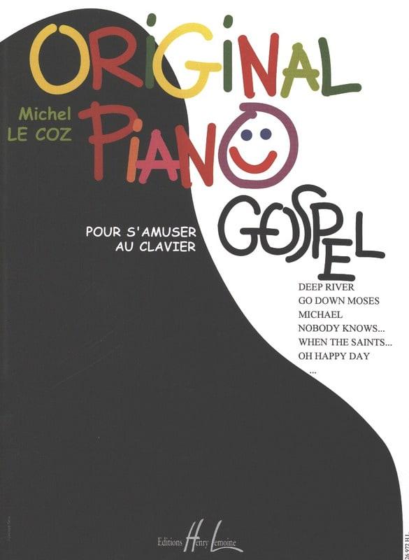 Michel LE COZ - Original Piano Gospel - Partition - di-arezzo.es