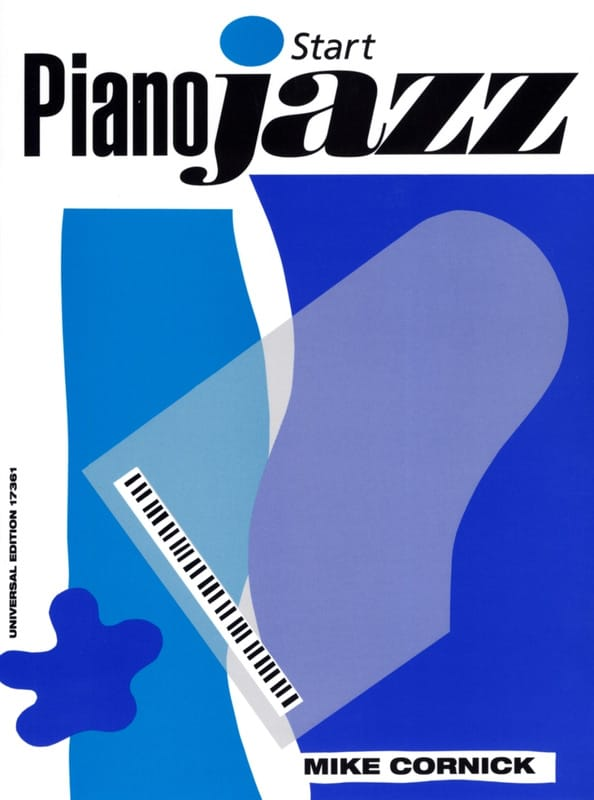 Mike Cornick - Start Piano Jazz - Partition - di-arezzo.co.uk