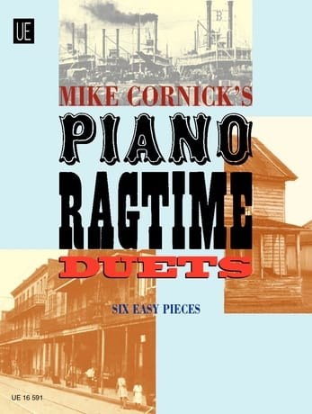 Mike Cornick - Ragtime Duets Piano - Partition - di-arezzo.co.uk