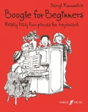 Boogie For Beginners - Daryl Runswick - Partition - laflutedepan.com