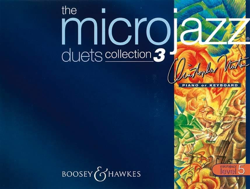 Microjazz Duets Collection 3 Level 5 - laflutedepan.com