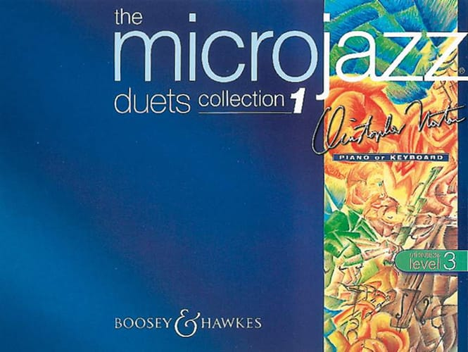 Microjazz Duets Collection 1 Level 3 - laflutedepan.com