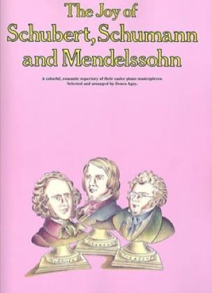 Joy Of Schubert, Schumann and Mendelssohn - laflutedepan.com