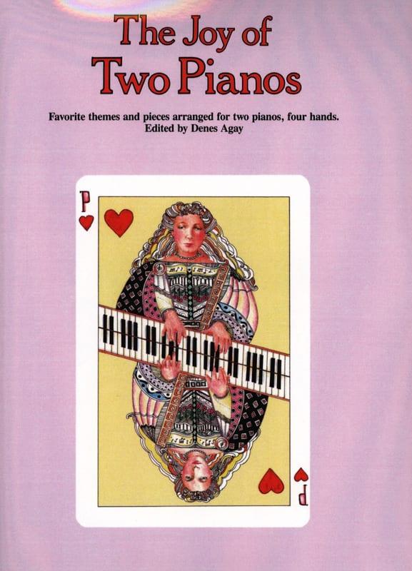Joy Of 2 Pianos - Partition - Piano - laflutedepan.com