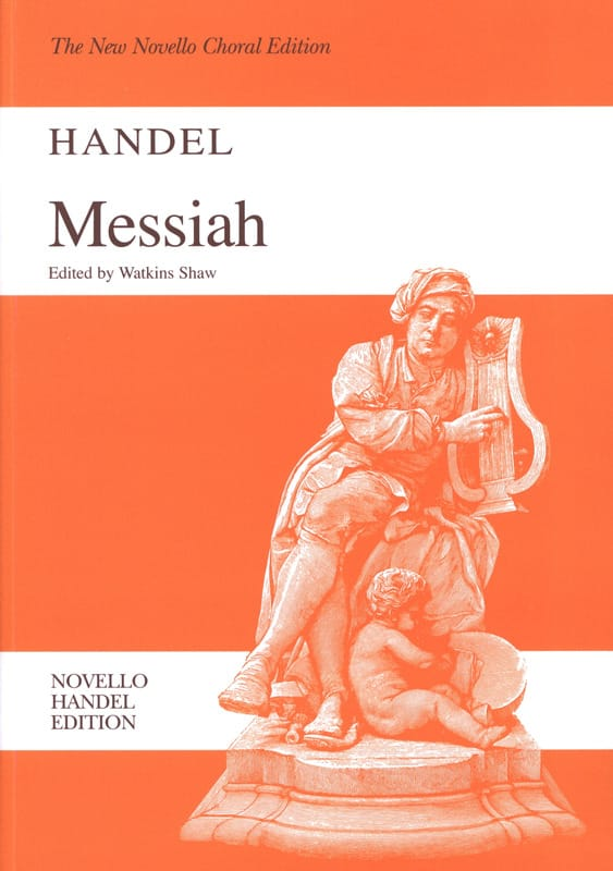 HAENDEL - Messiah - Partition - di-arezzo.com