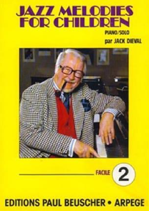 Jazz Melodies For Children - Volume 2 - Dieval - laflutedepan.com