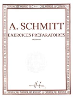 Exercices Préparatoires Opus 16 - Aloys Schmitt - laflutedepan.com