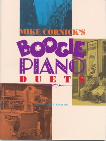 Mike Cornick - Boogie Piano Duets - Partition - di-arezzo.co.uk