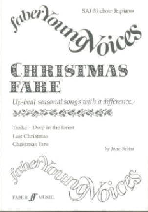 Christmas Fare - Partition - Chœur - laflutedepan.com