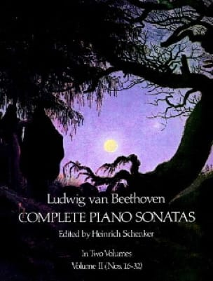 Complete Sonatas Volume 2 - BEETHOVEN - Partition - laflutedepan.com