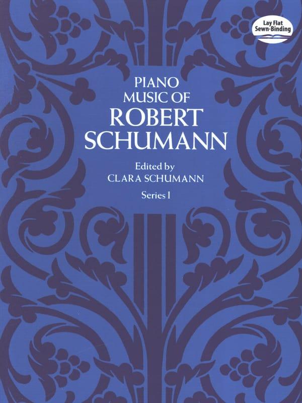 Piano Music Volume 1 - SCHUMANN - Partition - Piano - laflutedepan.com