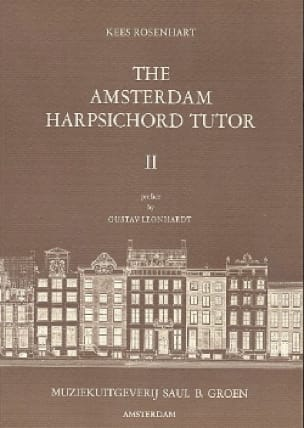 Rosenhart - The Amsterdam Harpsichord Tutor Volume 2 - Partition - di-arezzo.co.uk