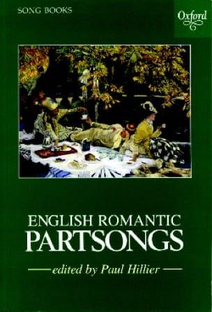 English Romantic Partsongs - Partition - Chœur - laflutedepan.com