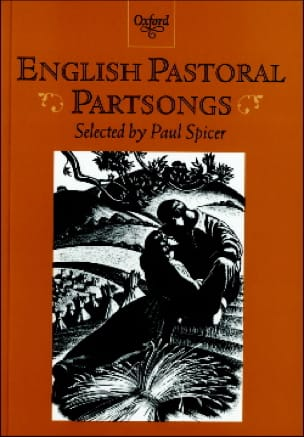 English Pastoral Partsongs - Partition - Chœur - laflutedepan.com