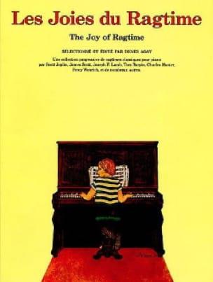 Les Joies Du Ragtime - Partition - Piano - laflutedepan.com