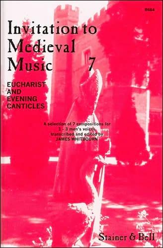 Invitation To Medieval Music Volume 7 - laflutedepan.com