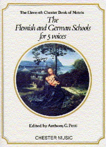 The Flemish & German Schools for 5 Voices - laflutedepan.com