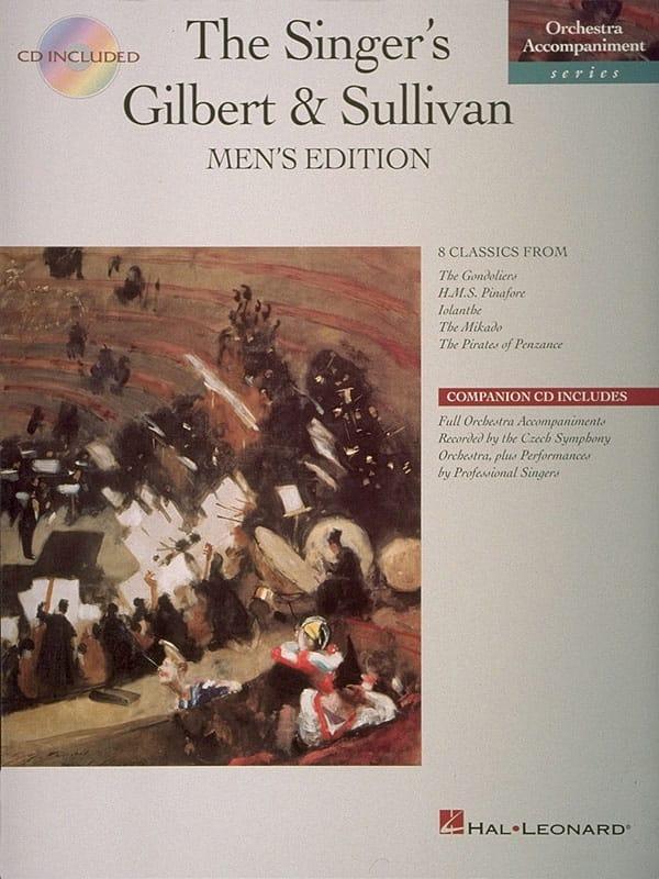 The Singer's Gilbert & Sullivan. Voix D'hommes - laflutedepan.com
