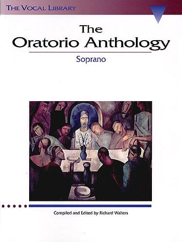- The Oratorio Anthology. Soprano - Partition - di-arezzo.co.uk