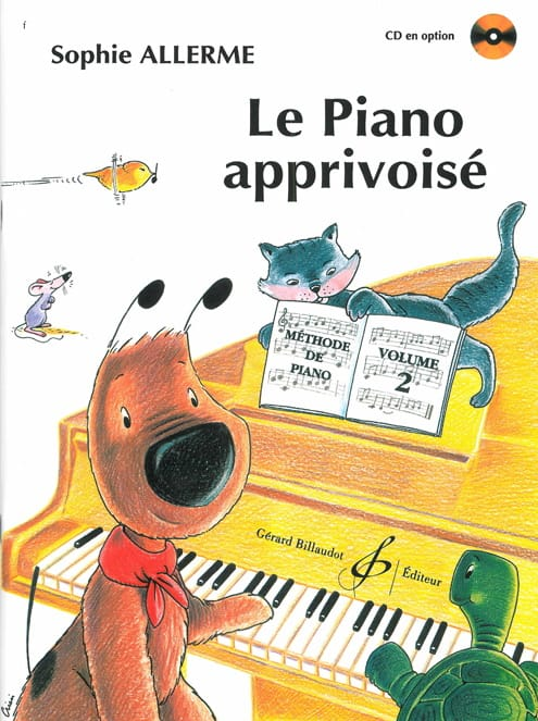Sophie Allerme - The Tamed Piano Volume 2 - Partition - di-arezzo.com