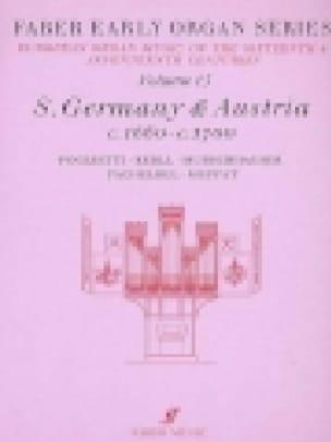 Early Organ Music Volume 15 - Partition - laflutedepan.com
