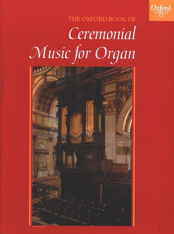 Oxford Book Of Ceremonial Music - Book 1 - laflutedepan.com