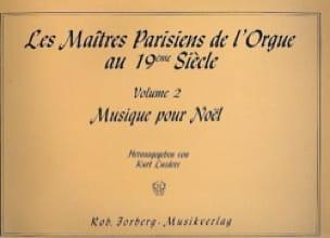 Les Maîtres Parisiens de L'orgue Volume 2 - laflutedepan.com