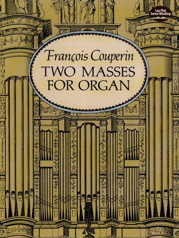 François Couperin - 2 Masses for Organ - Partition - di-arezzo.co.uk