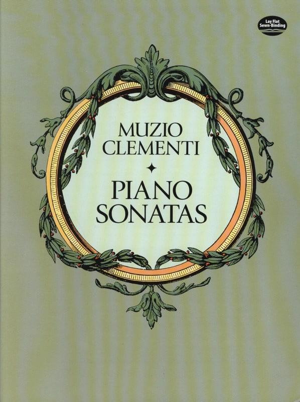 Sonates - CLEMENTI - Partition - Piano - laflutedepan.com