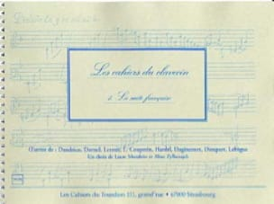 - The Books of the Harpsichord Volume 1 - Partition - di-arezzo.co.uk
