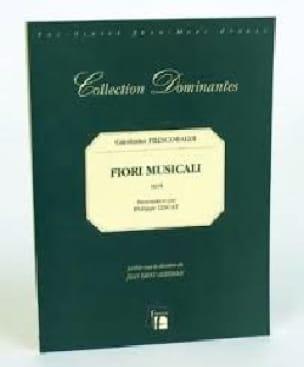 Girolamo Frescobaldi - Fiori Musicali 1635 - Partition - di-arezzo.co.uk