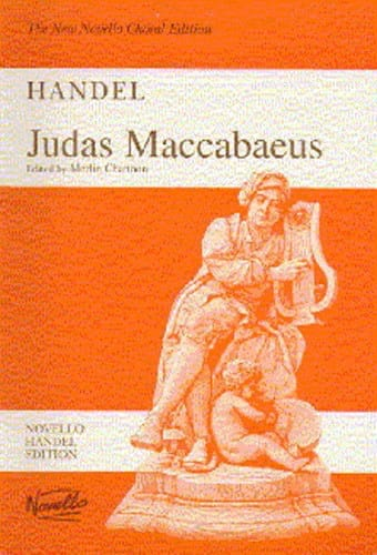 HAENDEL - Judas Maccabaeus HWV 63 - Partition - di-arezzo.co.uk