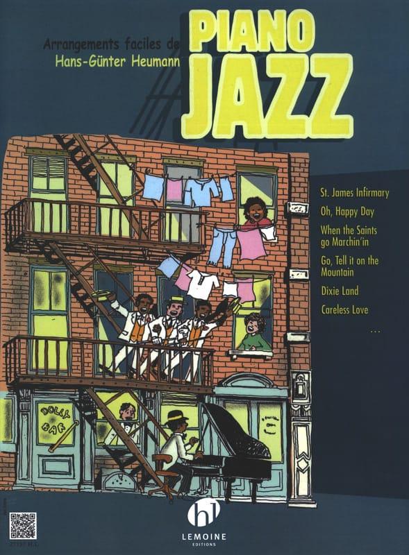 Piano Jazz - Partition - Piano - laflutedepan.com