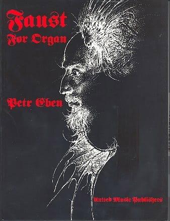 Faust - Petr Eben - Partition - Orgue - laflutedepan.com