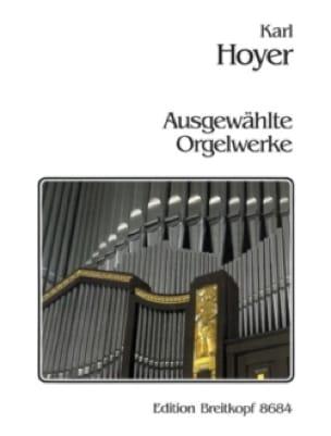 Oeuvres Choisies Op 33.35.39 - Karl Hoyer - laflutedepan.com