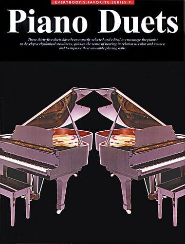 - Piano Duets - Partition - di-arezzo.co.uk