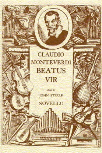 Claudio Monteverdi - Beatus Vir - Partition - di-arezzo.co.uk