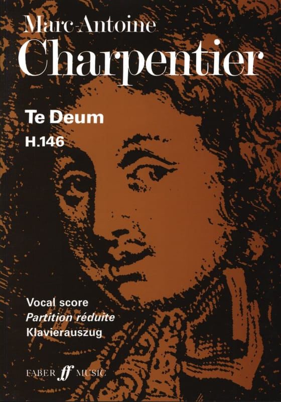 Marc-Antoine Charpentier - Te Deum H 146 - Partition - di-arezzo.co.uk