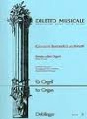 Sonata A 2 Organi - Giovanni Bernardo Lucchinetti - laflutedepan.com