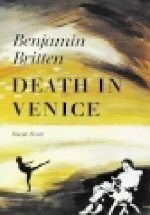 Death In Venice Opus 88 - BRITTEN - Partition - laflutedepan.com