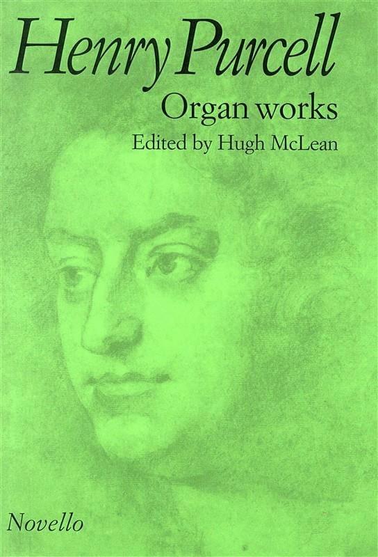 Oeuvre D'orgue - PURCELL - Partition - Orgue - laflutedepan.com