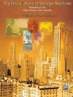 Georges Gershwin - Preludes. 2 Klaviere - Partition - di-arezzo.de