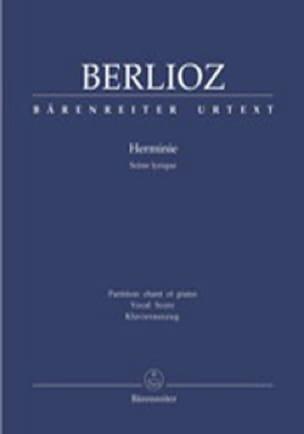 BERLIOZ - herminie - Partition - di-arezzo.es