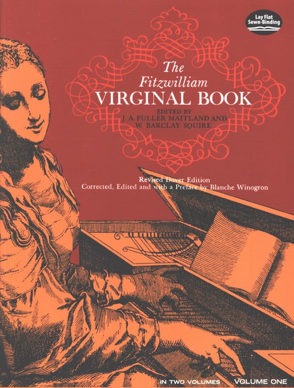 - The Fitzwilliam Virginal Book Volume 1 - Partition - di-arezzo.co.uk