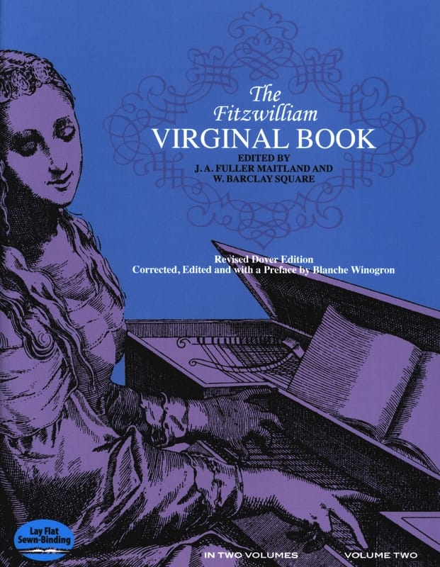 - The Fitzwilliam Virginal Book Volume 2 - Partition - di-arezzo.co.uk